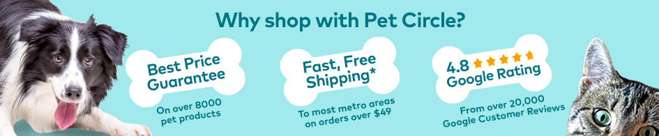 We're Australia's #1 rated and largest online pet shop for pet food and supplies!