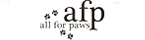 all-for-paws logo