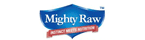 mighty-raw logo