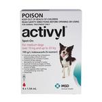 Activyl Activyl Medium Dog