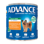 Advance Advance Adult Casserole With Chicken Wet Dog Food Cans 12 x 700g