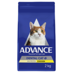 Advance Advance Adult Dental Oral Dry Cat Food Chicken 3kg