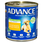 Advance Advance Dog Adult Weight Control Cans 12 x 700g