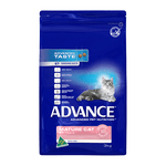 Advance Advance Mature Dry Cat Food Fish 3kg