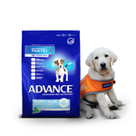 Advance Advance Puppy Plus Rehydratable Toy Small Breed Dry Dog Food Chicken 8kg