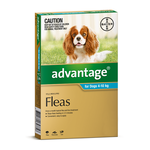 Advantage Advantage Dog Medium Aqua