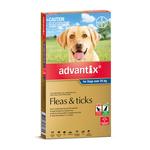 Advantix Advantix Dog Extra Large Blue