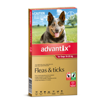 Advantix Advantix Dog Large Red