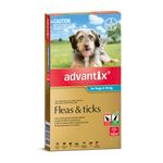 Advantix Advantix Dog Medium Aqua