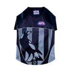 AFL Afl Dog T Shirt Collingwood Magpies