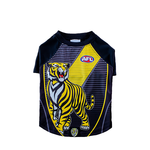 AFL Afl Dog T Shirt Richmond Tigers
