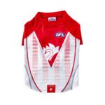 AFL Afl Dog T Shirt Sydney Swans