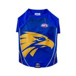 AFL Afl Dog T Shirt West Coast Eagles