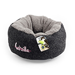 All For Paws Afp Catzilla Mellow Cat Bed Black