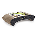 All For Paws Afp Catzilla Wave Cardboard Scratcher