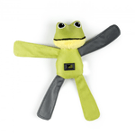 All For Paws Afp Outdoor Ballistic Tugger Frog