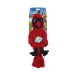All For Paws Afp Stretchy Flex Flexy Squeak Cardinal
