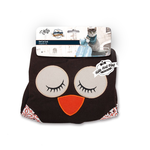 All For Paws Afp Vintage Pet Cat Sack Owl Brown