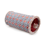 All For Paws Afp Vintage Pet Cat Tunnel Orange