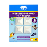API Api Fish Feeder Weekend Pyramid