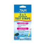 API Api Quick Test Strips 5 In 1 Aquarium