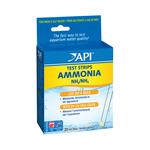 API Api Quick Testing Strips Ammonia