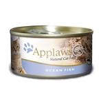 Applaws Applaws Wet Cat Food Ocean Fish Tin 24 x 70g