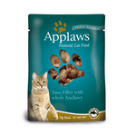 Applaws Applaws Wet Cat Food Tuna Anchovy Broth Pouch 16 x 70g