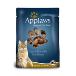 Applaws Applaws Wet Cat Food Tuna Bream Broth Pouch 16 x 70g