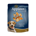 Applaws Applaws Wet Dog Food Chicken Salmon And Kelp Broth 12 x 150g