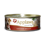 Applaws Applaws Wet Dog Food Chicken Tin 16 x 156g