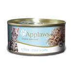 Applaws Applaws Wet Kitten Food Tuna Tin 24 x 70g