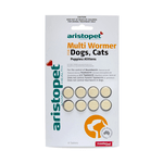 Aristopet Aristopet Multiwormer Tablets Dog Cat