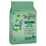 Beyond Beyond Dry Dog Food Adult Natural Lamb And Whole Barley 15kg