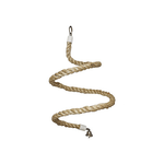 Avian Care Bird Toy Perch Rope Spiral