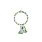 Avian Care Bird Toy Rope Rings Single