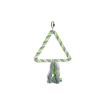 Avian Care Bird Toy Rope Triangle Swing