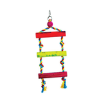 Avian Care Bird Toy Wood And Rope Style 2