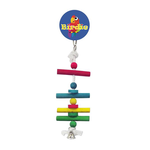 Birdie Birdie Small 4 Level Perches With Bell