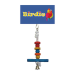 Birdie Birdie Small Perch With Bell