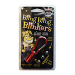 Bling Bling Blinkers Red White Blue