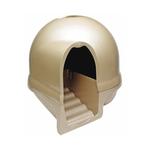 Petmate Booda Litter Dome Cleanstep Titanium