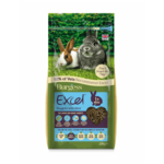 Burgess Excel Burgess Excel Rabbit Nuggets Mint Junior Dwarf Rabbits 2kg