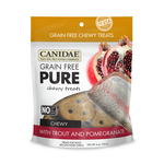 Canidae Canidae Pure Grain Free Treat Trout Pomegranate