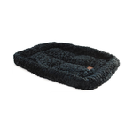 Canine Care Canine Care My Pet Plush Bumper Bed Black