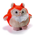 Charming Pet Charming Pet Howling Hoots Orange