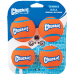 Chuckit Chuckit Tennis Ball 4 Pack
