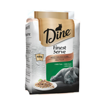 Dine Dine Wet Cat Food Finest Serve Mixed Selection Jelly 6 x 50g