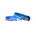 Doglite Doglite Mini Dog Led Collars Blue Moon