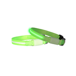 Doglite Doglite Mini Dog Led Collars Green Glow